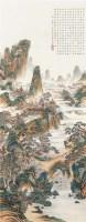 山水 立轴 纸本 -  - 中国书画(一) - 2012年春季艺术品拍卖会 -收藏网