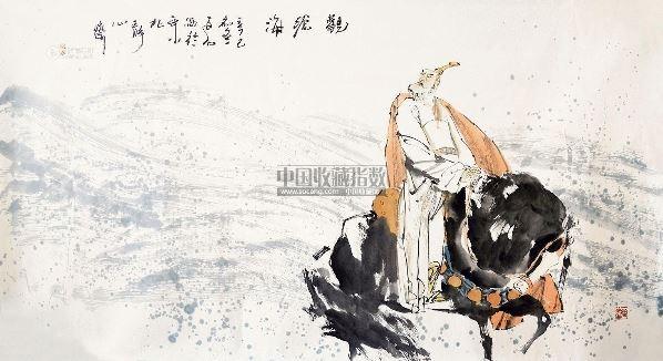 设色纸本-林百石-吉林名家书画专场-201