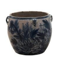 外销四系青花罐 -  - 瓷器专场 - 光大国际•艺术品拍卖会  -中国收藏网