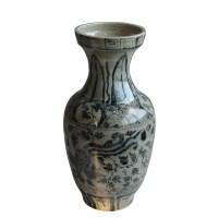 凤凰纹青花瓶 -  - 瓷器专场 - 光大国际•艺术品拍卖会  -中国收藏网