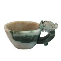 翡翠杯 -  - 玉器专场 - 光大国际•艺术品拍卖会  -中国收藏网