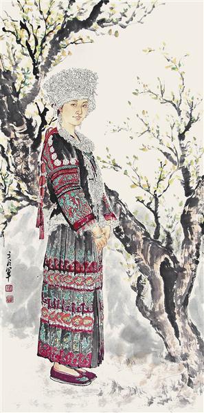 人物-宋彦君-中国书画-北京嘉缘2013秋季拍卖会-中国
