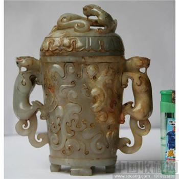 低价急转让(玉瓶)-中国收藏网