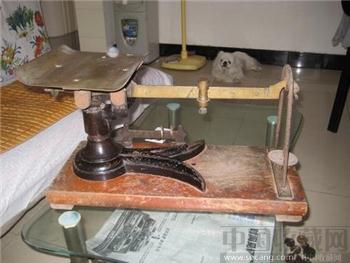 1927年台式公平秤-收藏网