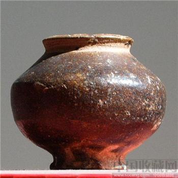 汉 石榴罐 -收藏网