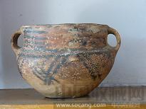 彩陶罐-收藏网