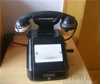 早先年的电话机-收藏网