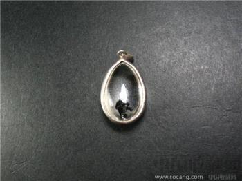 尚古斋:天然水晶 项链 挂坠 -收藏网