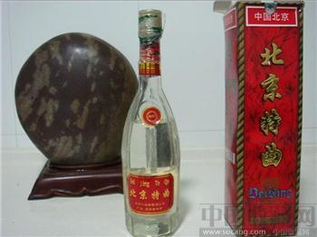 老酒收藏—1998年北京特曲-收藏网