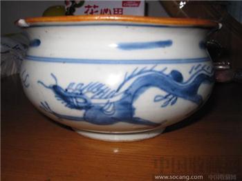 顺治香炉-中国收藏网
