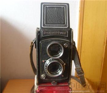 品相完好的老相机 -收藏网