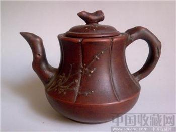时大彬紫砂壶-中国收藏网