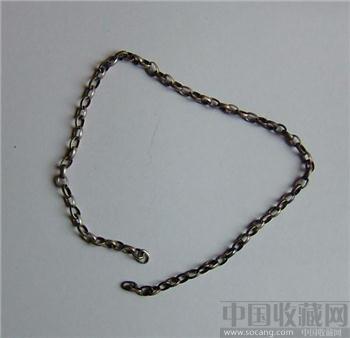 清代老银链-收藏网