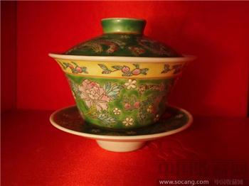 仿古茶碗-收藏网