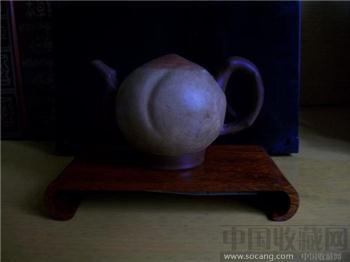 紫砂陶壶-收藏网