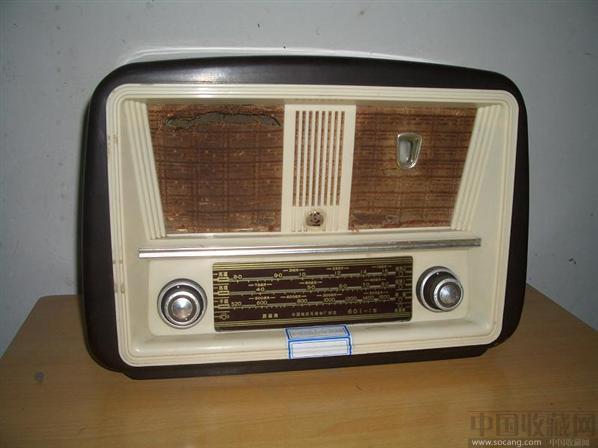 熊猫牌电子管收音机-好古收藏-中国收藏网图片