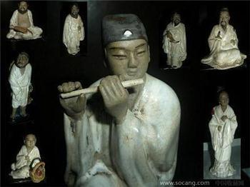 福建瓷八仙-收藏网