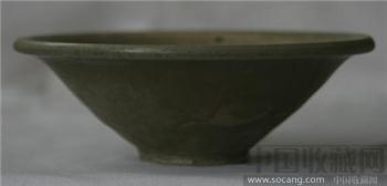 北宋耀州窑小盏-收藏网