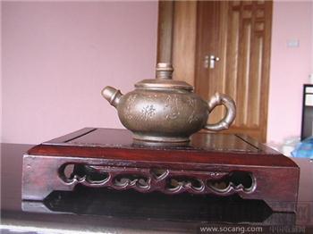 大明正德年造紫砂壶 高端古壶收藏品-收藏网