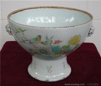 光绪---高脚碗-中国收藏网
