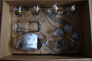 """中国茶文化之""""玻璃篇""""-收藏网"""
