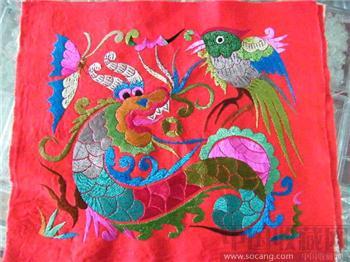 手工刺绣-收藏网