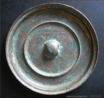 宋 玄纹铜镜-收藏网