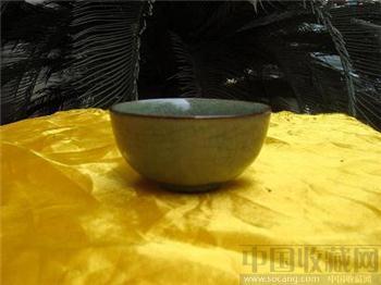 宋官窑酒杯-收藏网