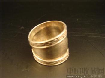 925純銀戒指-收藏网