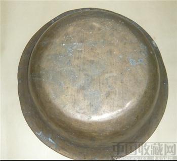清代铜盆-收藏网