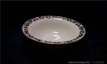 白瓷汤碗-收藏网