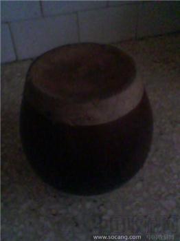黑釉罐-收藏网