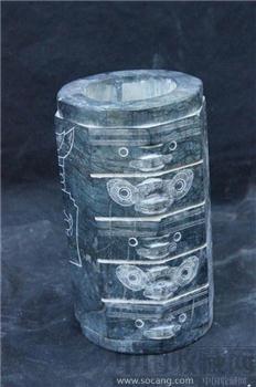 良渚玉器038-收藏网