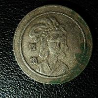四大美女银币