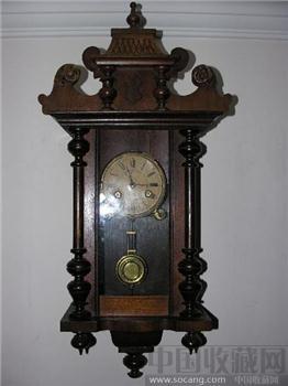 WANDUHR – 10 / WU-10 德国古董挂钟-收藏网