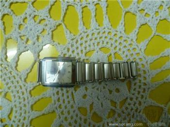 啄木鸟腕表,化纤厂十周年纪念-收藏网