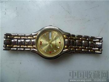 OMEGA欧米茄镶钻石英表(香港)-收藏网