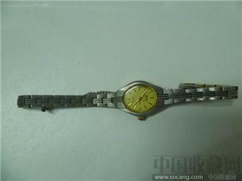日本丰田TOYOTA石英水晶玻璃女士腕表 -收藏网