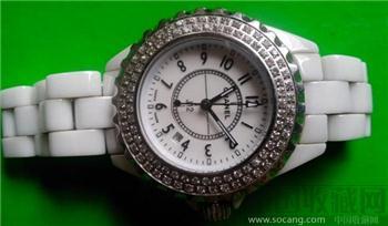 女士淘瓷手链手腕手表-收藏网