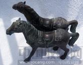 青铜马-收藏网