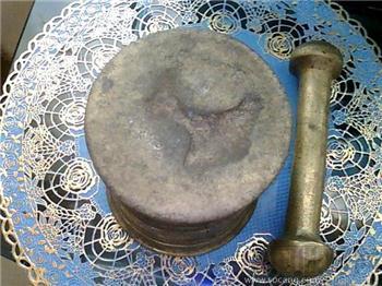 古铜雷钵-收藏网
