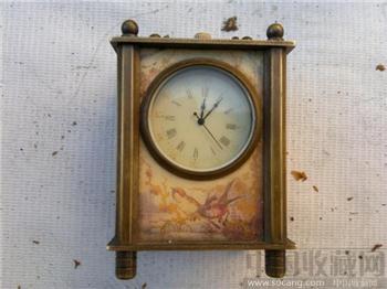 立体四方的欧米格钟表-收藏网