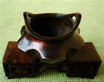 小铜炉(珍玩款)-收藏网