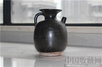 唐代执壶-收藏网
