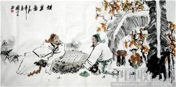 姚国富·四尺人物-中国收藏网