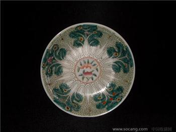 大清道光年制款福寿纹碗-收藏网