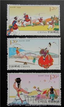 2012-24 延边风情邮票面值3.6元-收藏网