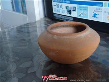 红陶器-收藏网