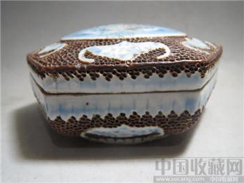 印泥盒-收藏网