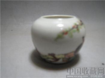 鸟食缸 -中国收藏网